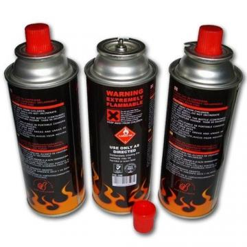 190g 220g 250g Prime butane gas cartridge and butane gas canister