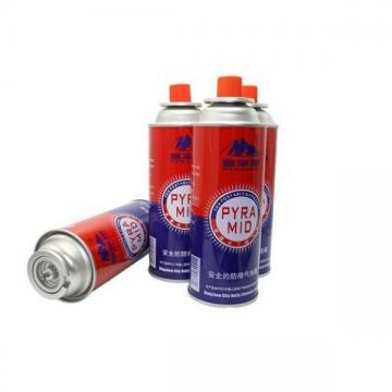 300ml / 250ml / 220ml Portable Aerosol Can for Butane Gas for sale